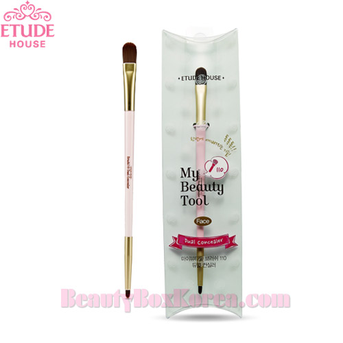 ETUDE HOUSE My Beauty Tool Brush #110 Dual Concealer 1ea