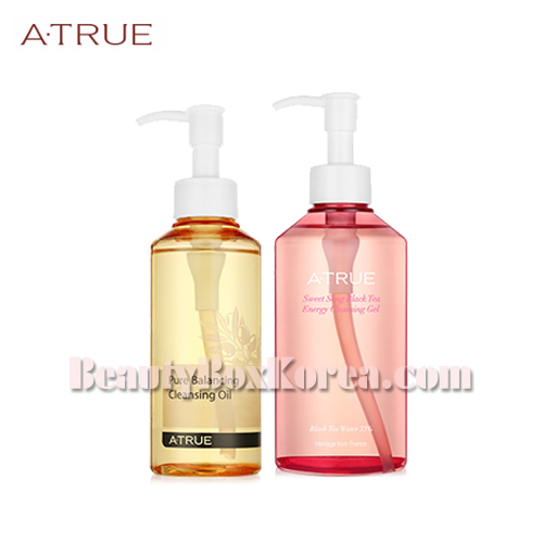 ATRUE Calming&Moisture Cleansing Set 2items