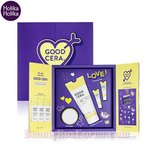 HOLIKA HOLIKA Good Cera Super Ceramide Deep Moisture Set 7items [Limited Set]