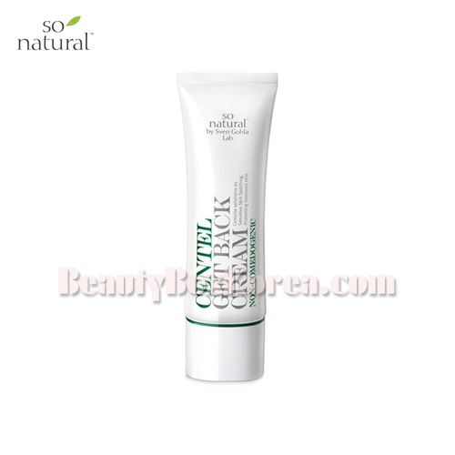 SO NATURAL Centel Get Back Cream 50ml