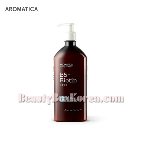 AROMATICA B5+ Biotin Fortyfing Conditioner 400ml