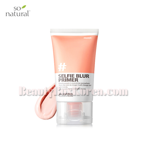 SO NATURAL Slefie Blur Primer 30ml