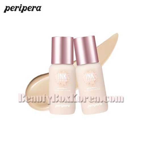 PERIPERA Ink Cover Foundation 30ml