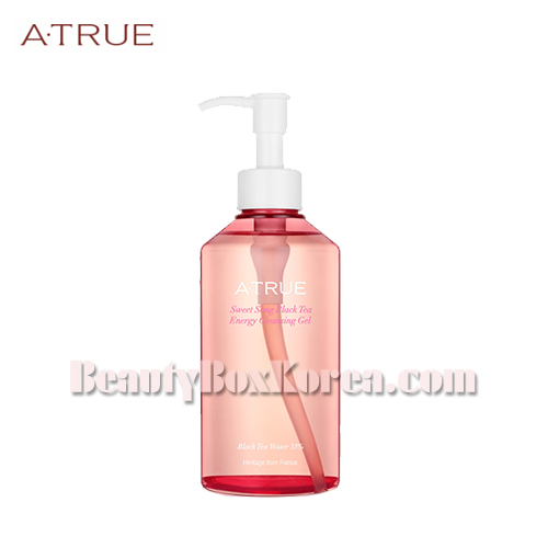 ATRUE Sweet Song Black Tea Energy Cleansing Gel 250ml