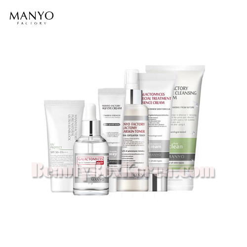 MANYO FACTORY Daily Skincare Set 6items