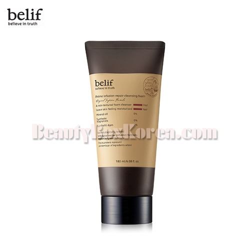 BELIF Prime Infusion Cleansing Foam 180ml