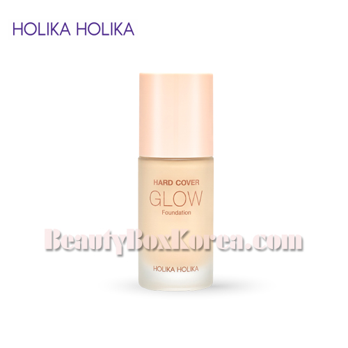 HOLIKA HOLIKA Hard Cover Glow Foundation SPF 20 PA++ 30ml