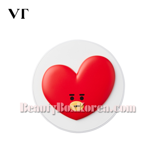 VT COSMETICS BT21 Real Satin Cushion 12g[VTxBT21 Limited](PRE-ORDER)