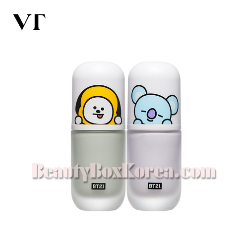 VT COSMETICS BT21 Tinted Color Base 30ml[VTxBT21 Limited](PRE-ORDER)