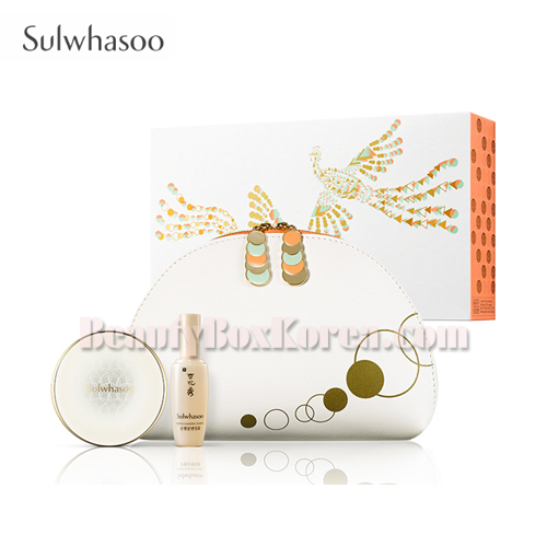SULWHASOO Perfecting Cushion Special Set 4items [Beauty From Your Culture Limited]