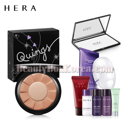 HERA Holiday Glow Contour Duo Special Set [HERA X BLINDNESS] 8items