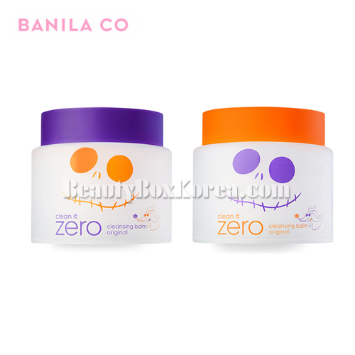 BANILA CO Clean It Zero Cleansing Balm Original 180ml 1ea[Halloween Colletion]