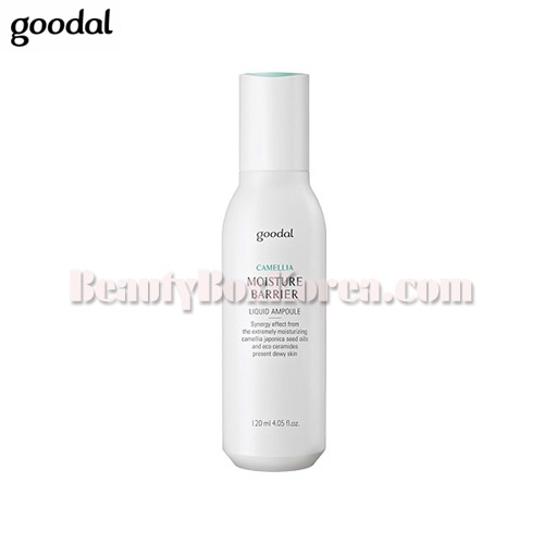GOODAL Camellia Moisture Barrier Liquid Ampoule 120ml