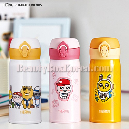 THERMOS KAKAO FRIENDS JNL-353KA One Touch Vacuum Flask 350ml 1ea