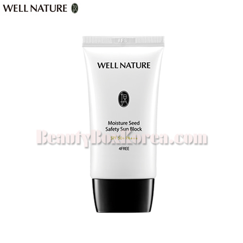 WELL NATURE Moisture Seed Safety Sunblock 40ml