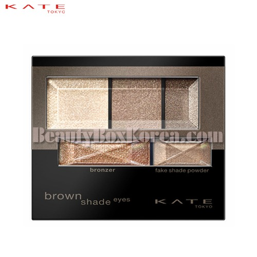 KATE Brown Shade Eyes 3g