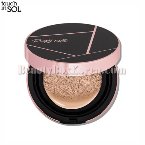 TOUCH IN SOL Pretty Filter Glam Beam Cover Cushion 15g