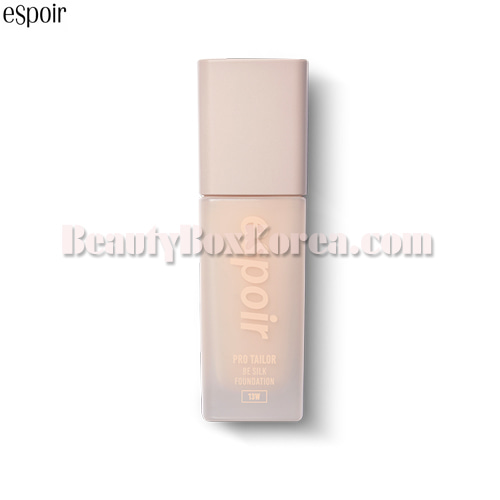 ESPOIR Colorful Nude Pro Tailor Foundation Be Slik SPF34 PA++ 30ml