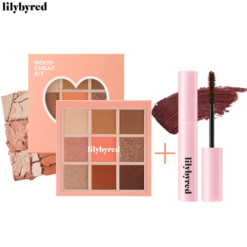 LILYBYRED Mood Cheat Kit 8g+AM9 To PM9 Survival Colorcara 6g