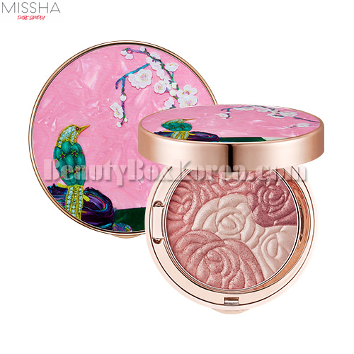MISSHA ChoGongJin Multi Blusher 10.5g[Sweet Flower Limited]