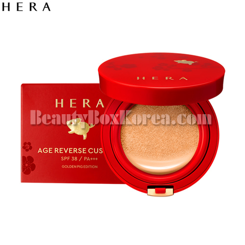 HERA Age Reverse Cushion SPF38 PA+++ 15g*2ea[2019 Golden Pig]