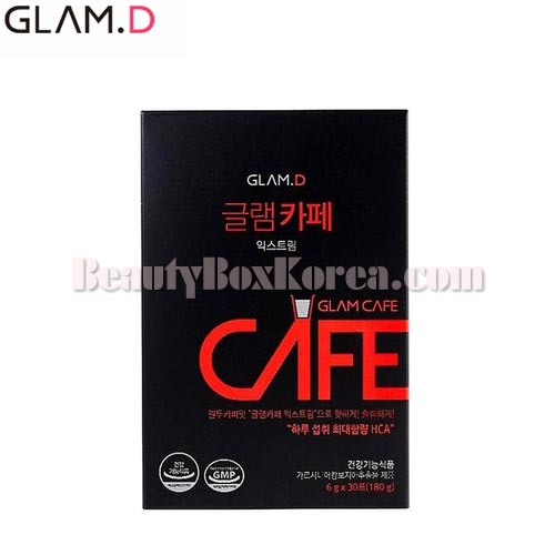 GLAM.D Glam Cafe Extreme 6g*30T,GLAM.D