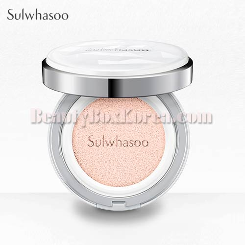 SULWHASOO Snowise Brightening Cushion SPF50+ PA+++ 14g + Refill 14g,GELATO FACTORY