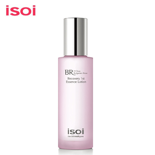 beauty box korea isoi bulgarian rose recovery 1st essence lotion