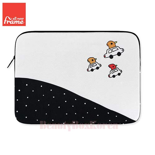 ALL NEW FRAME Fly High Tablet Pouch (iPad Air/Air 2,Galaxy Tap S2) 1ea,Beauty Box Korea