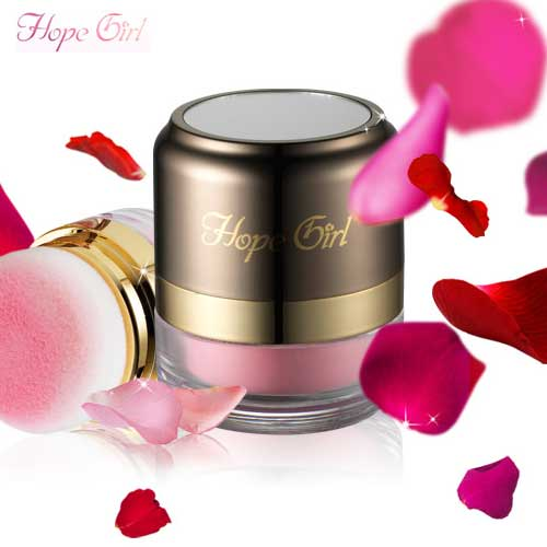 HOPEGIRL 3D Powder Blusher, Own label brand