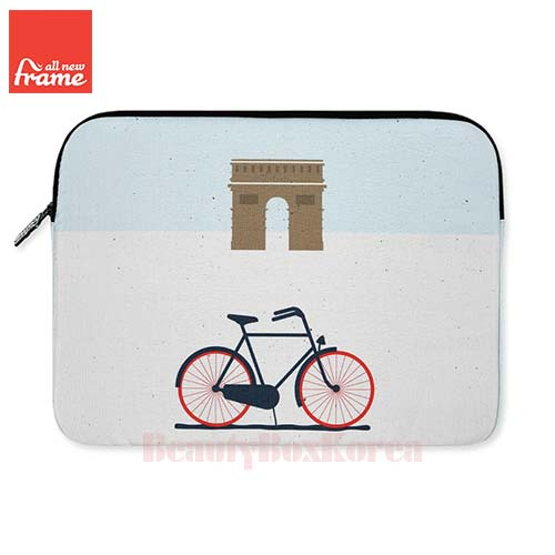 ALL NEW FRAME Triumphal arch Tablet Pouch (iPad Air/Air 2,Galaxy Tap S2) 1ea,ALL NEW FRAM ,Beauty Box Korea
