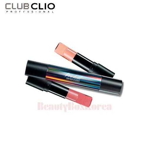 CLIO Pro Dual Contour Blusher 3.7g*2ea [2016 Holiday Collection], CLIO