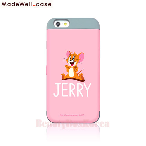 MADEWELL-CASE Tom&Jerry Card Bumper Case Jerry