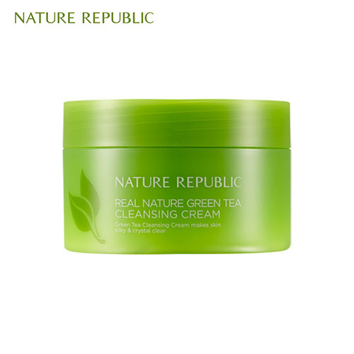 NATURE REPUBLIC Real Nature Cleansing Cream 200ml, NATURE REPUBLIC