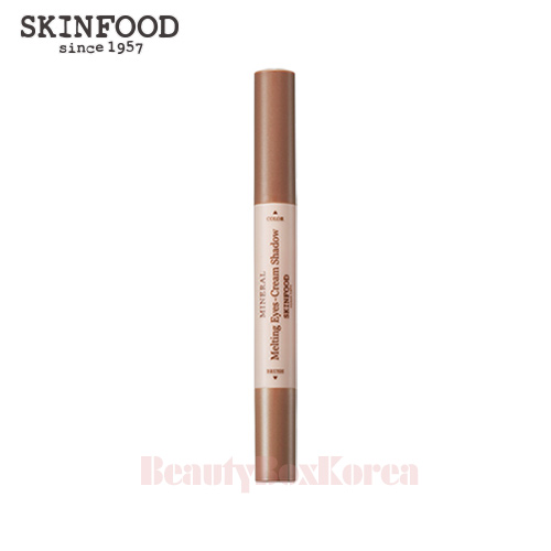SKINFOOD Mineral Melting Eyes-Cream Shadow 1.4g