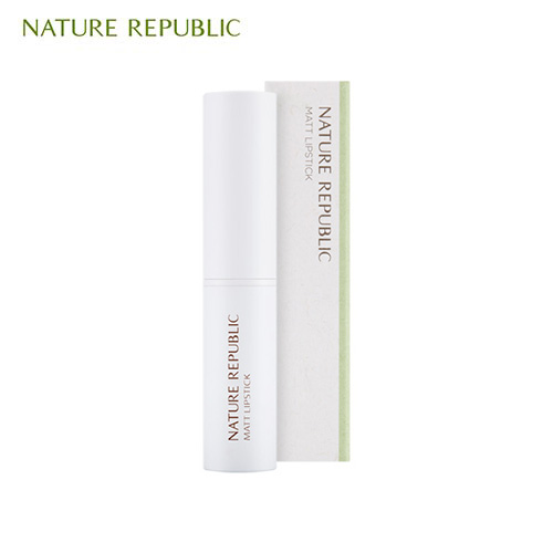 NATURE REPUBLIC Matte Lipstick 4.3g, NATURE REPUBLIC