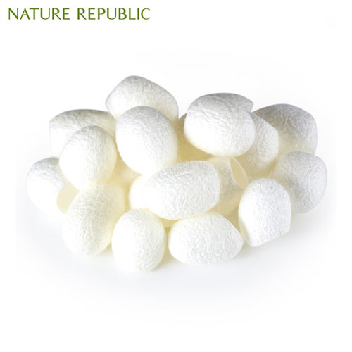 How To Use Nature Republic Cocoon Silk Ball