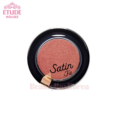 ETUDE HOUSE Satin Fit Eyes 2g,ETUDE HOUSE,Beauty Box Korea