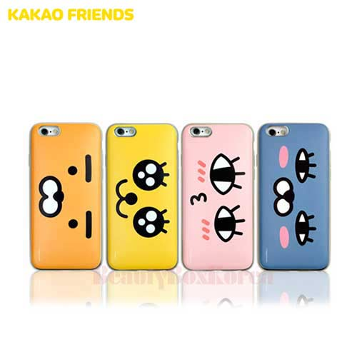 KAKAO FRIENDS 4Items Card Slide C Phone Case