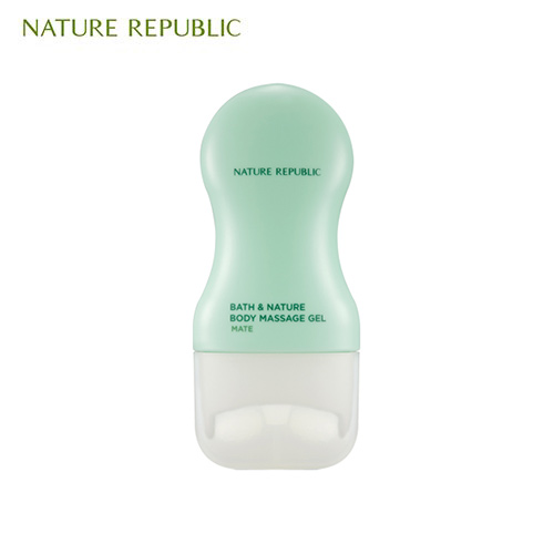 NATURE REPUBLIC Bath&Nature Body Massage Gel 120ml, NATURE REPUBLIC