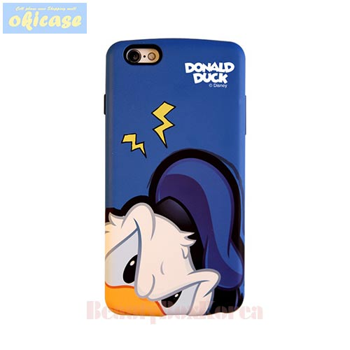 OKICASE Disney Looky Dual Bumper Phone Case Donald Duck,OKICASE