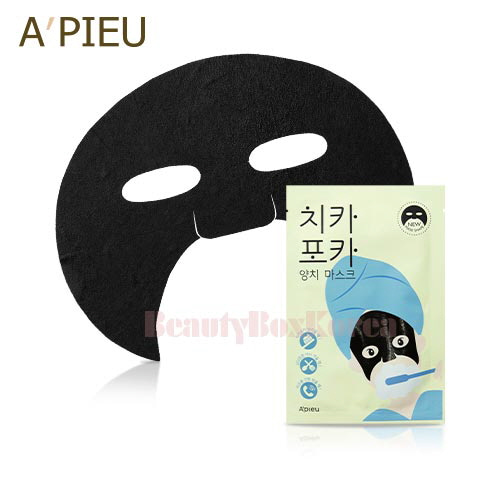 A'PIEU Chi Ka Po Ka Tooth Brushing Mask 17g