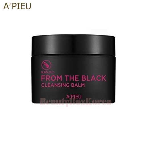 A'PIEU From The Black Cleansing Balm 40g