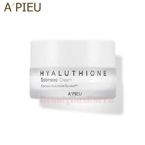 A'PIEU Hyaluthione Soonsoo Cream 50ml