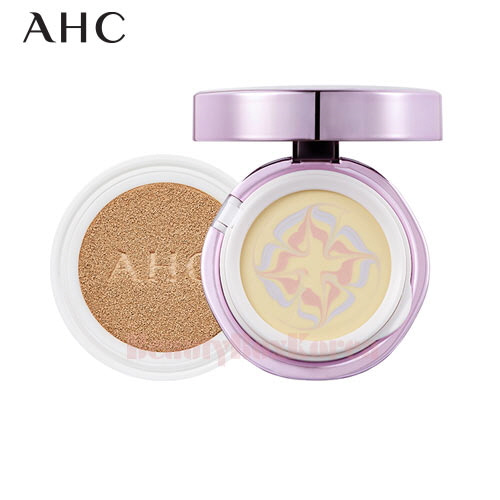 AHC Skin Fit Correcting Dual Cushion SPF50+PA++++ 6g+10g,A.H.C