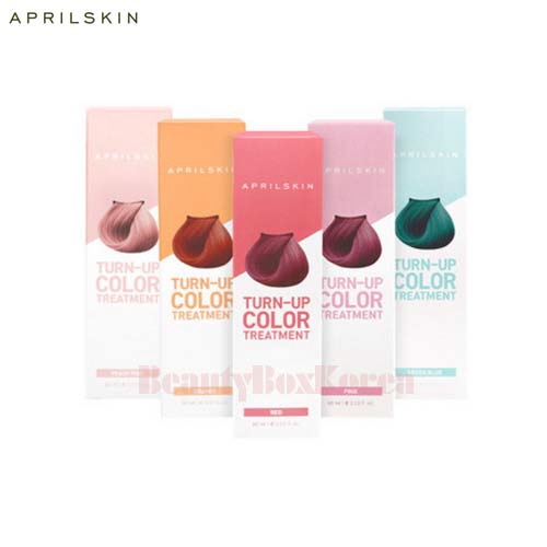 APRIL SKIN Turn Up Color Treatment 60ml