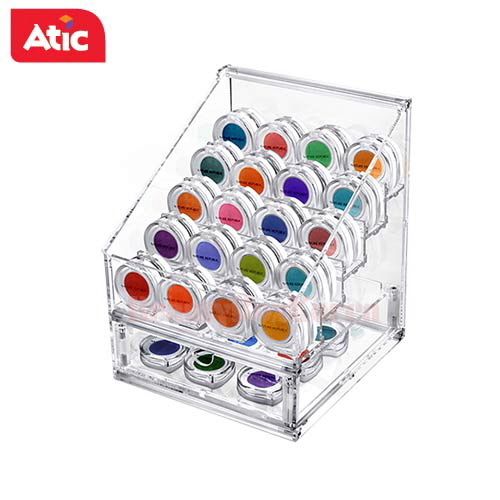 ATIC Eye Shadow Display Case Drawer 1ea