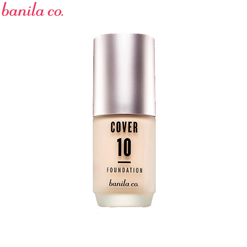 BANILA CO Cover 10 Perfect Foundation SPF30 PA++ 30ml, Banila Co.