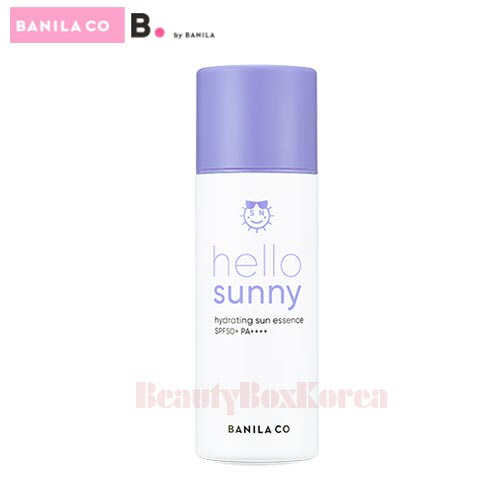 BANILA CO Hello Sunny Hydrating Sun Essence SPF50+PA++++ 50ml