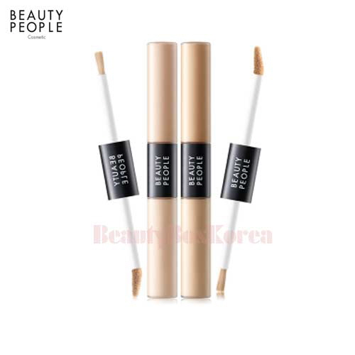 BEAUTY PEOPLE Absolute Concealer Duo 6.5g*2